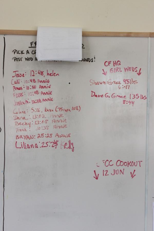 10 June whiteboard